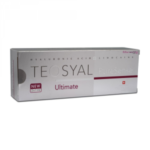 Teosyal Ultimate PureSense  (2x1ml - USUALLY £136) (Expires: 30/09/2018)
