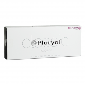 Pluryal Classic Lidocaine (1x1ml) (USUALLY £74) (Expires: 30/09/2018)
